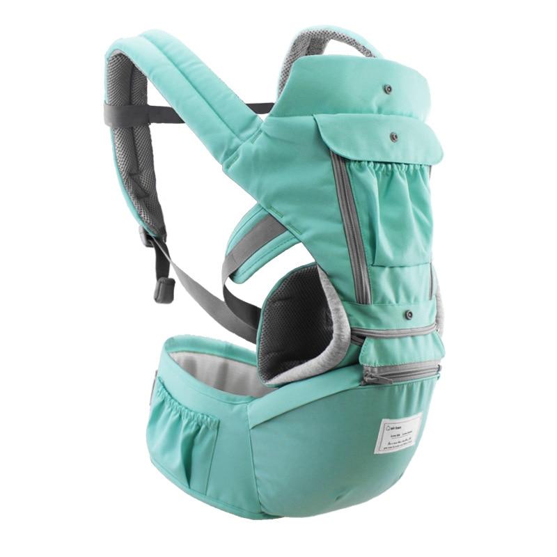 Infant Carrier Seat >> Ergonomic Baby Carrier Infant Hip Seat