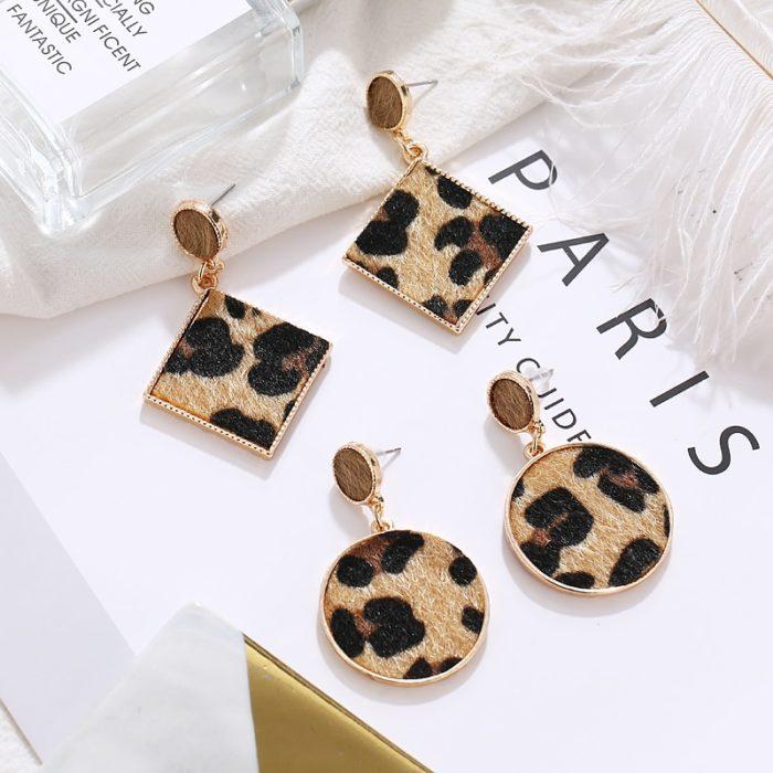 Trendy Earrings Fashion Accessory