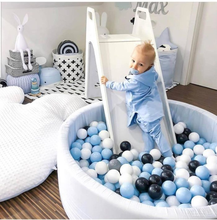 Ball Pit For Kids Fencing Playpen
