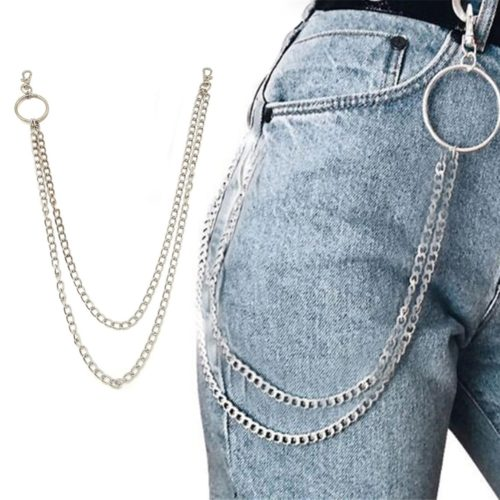 Chain Belt Street Fashion Accessory