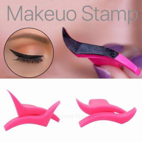 Eyeliner Stamp Wing Eyeliner Template