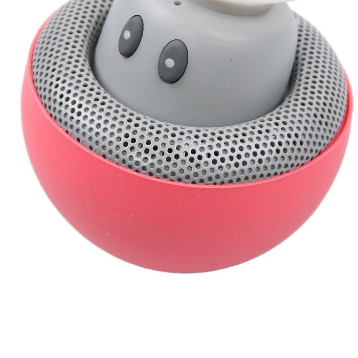 Mobile Bluetooth Speaker Mushroom Style