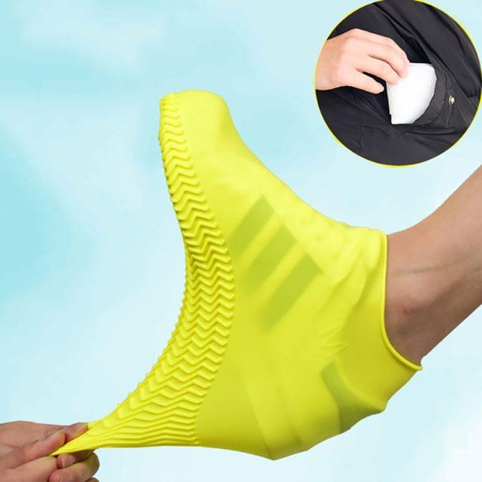 Waterproof Shoe Covers Rain Protect