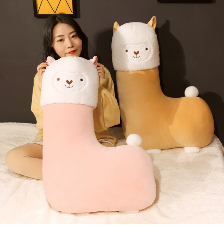 Cute Stuffed Animal Alpaca Toy