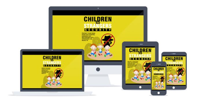 Children And Strangers Security: Ensuring Child Safety - Ebook