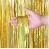 Foil Curtain Tinsel Fringe Backdrop