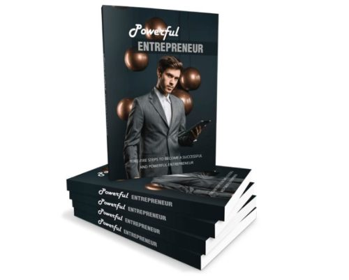 Powerful Entrepreneur: Become A Successful Entrepreneur - Ebook