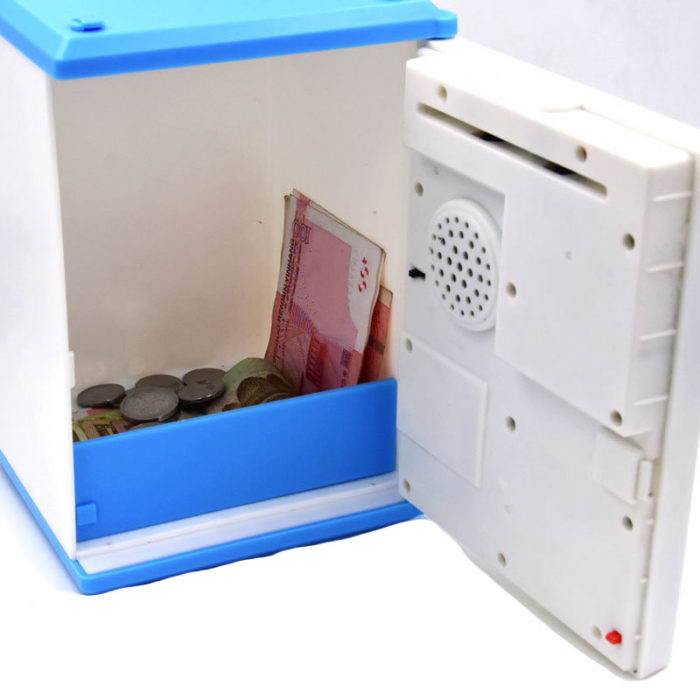 Saving Box Creative ATM For Kids