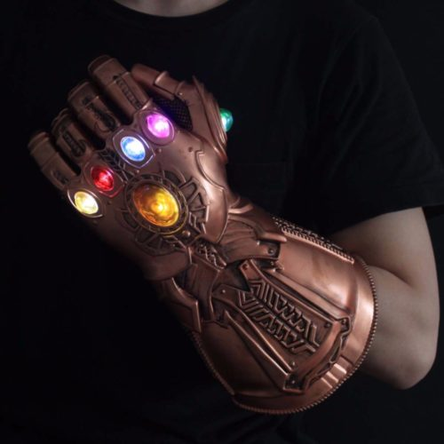 Infinity Gauntlet Avengers Cosplay Toy