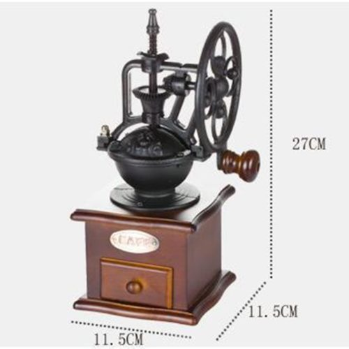Antique Coffee Grinder Hand Manual