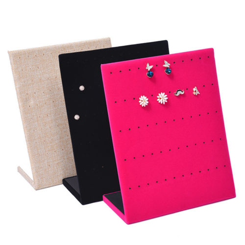 Stud Earring Holder Organizer Stand