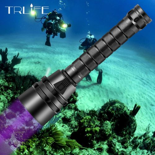 Dive Torch Underwater Flashlight