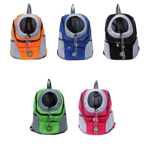 Dog Backpack Pet Carrier Travel Bag