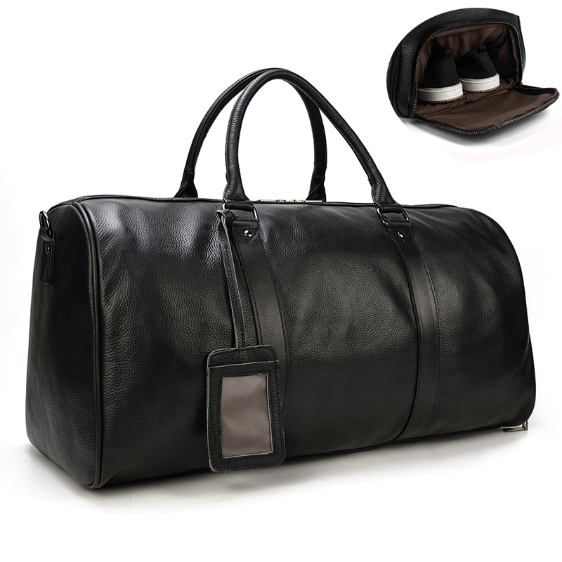 Mens Overnight Bag Travel Luggage
