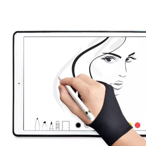 Drawing Glove Two-Finger Artist Tool
