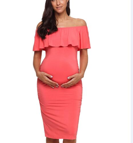 Sexy Maternity Dresses Clothing Wear