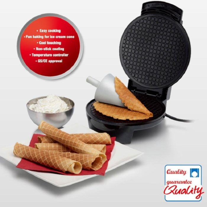 Waffle Cone Maker Electric Machine