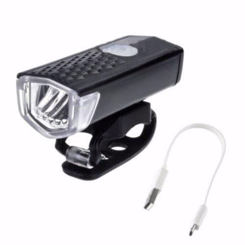Rechargeable Bike Light LED Headlight