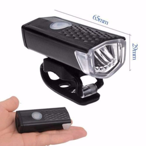 Rechargeable Bike Light LED Headlight