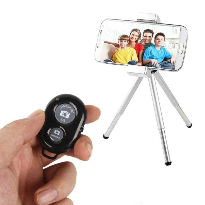 Remote Control Camera Selfie Button