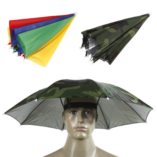 Head Umbrella Outdoor Umbrella Cap