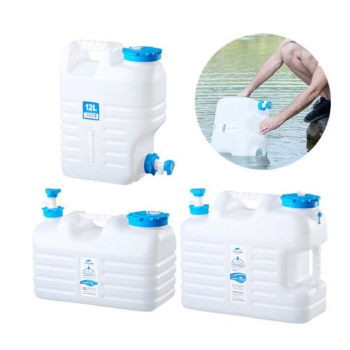 Water Storage Containers Portable Jug