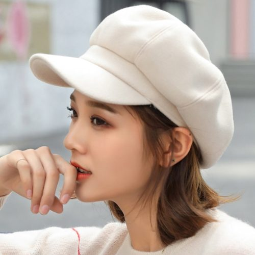 Newsboy Cap Ladies Casual Hat
