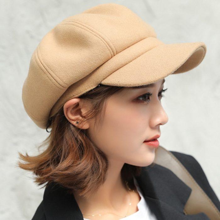 Newsboy Cap Ladies Casual Hat
