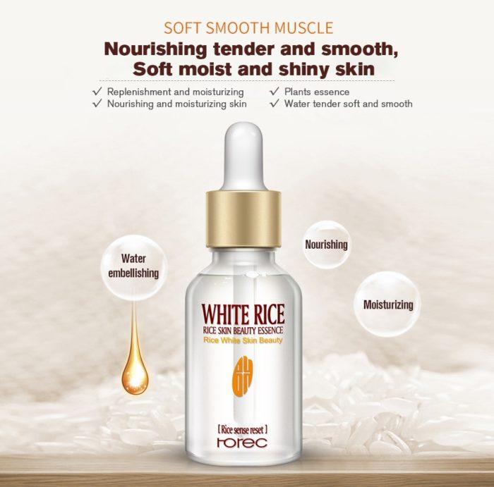 Whitening Serum Moisturizing Face Cream