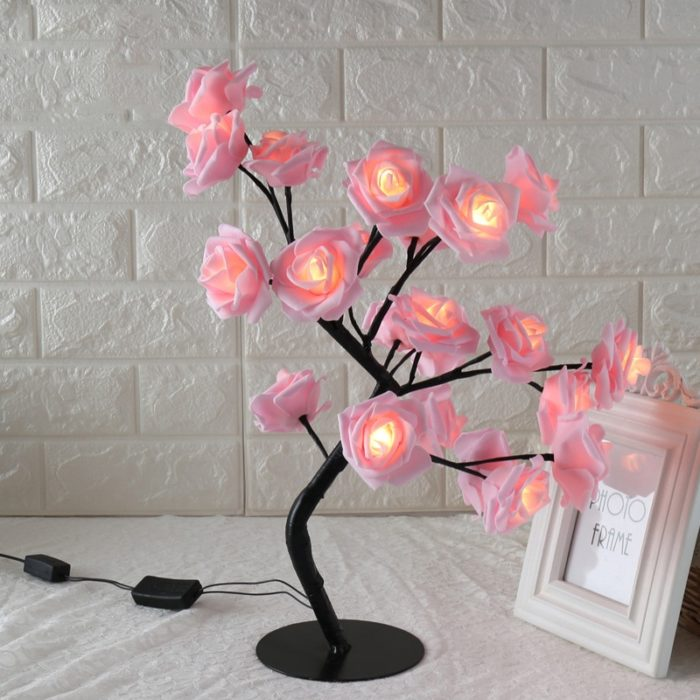 Flower Lamp LED Night Light