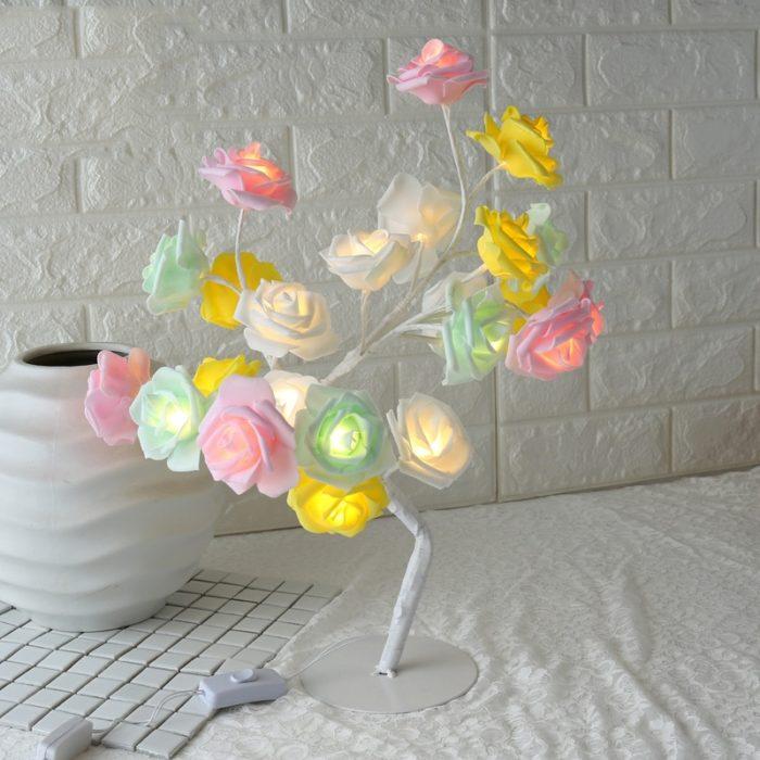 Flower Lamp LED Night Light
