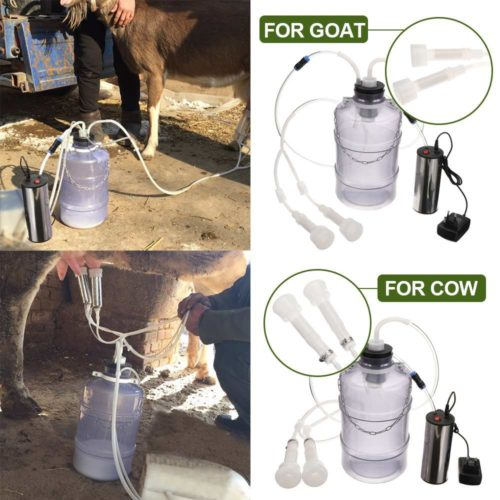 Milking Machine Electric Suction Device