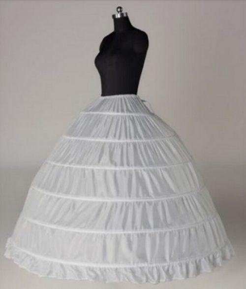 Petticoat Ball Gown Hoop Underskirt