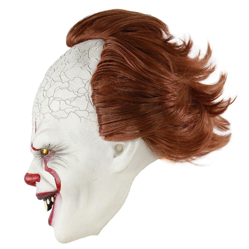 Einkaufen Rabattgutschein Wählen Sie für authentisch Killer Clown Mask Scary Props