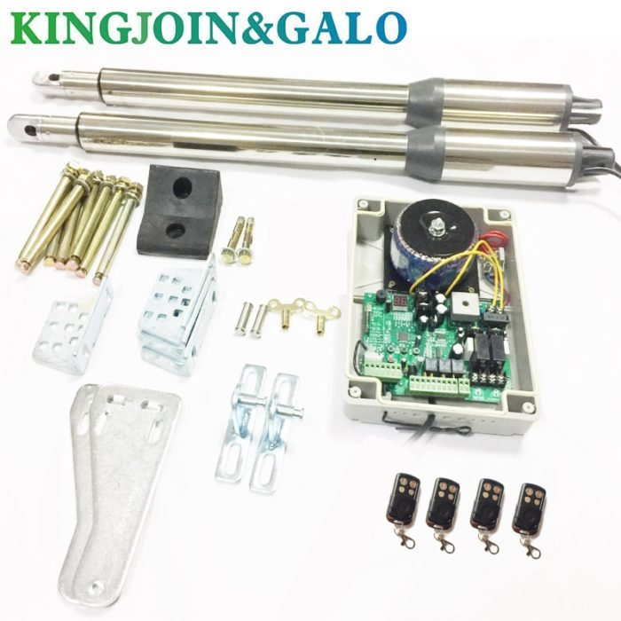 Automatic Gate Opener Dual Swing