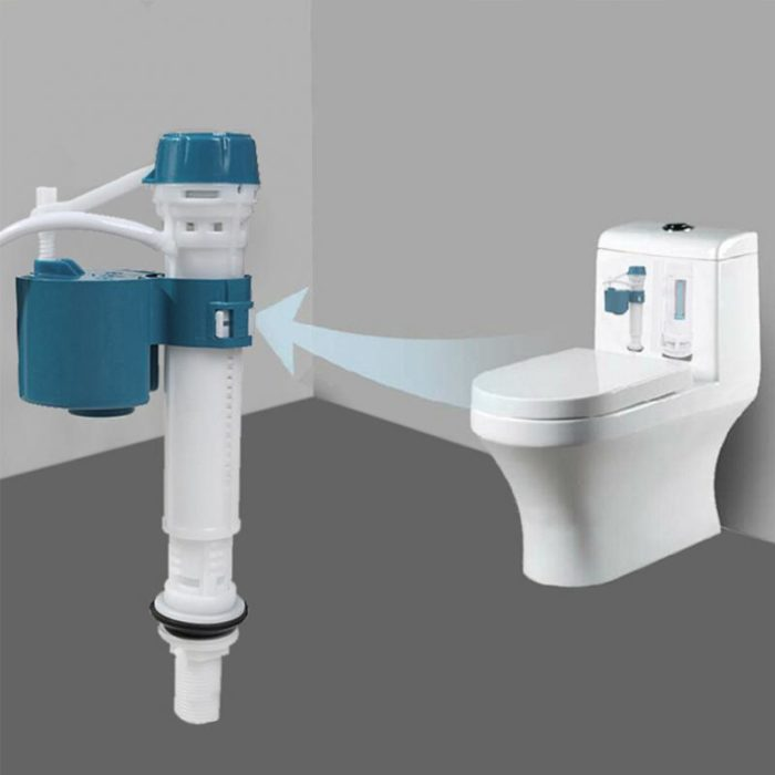 Toilet Flush Valve Bathroom Equipment