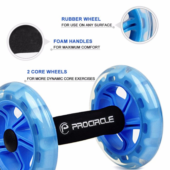 Ab Wheel Rollout Fitness Roller