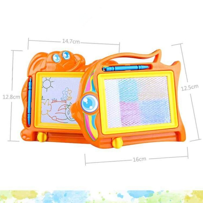 Magnetic Drawing Board Learning Toy