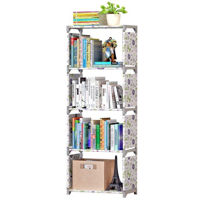 DIY Bookshelf Creative Storage Shelf