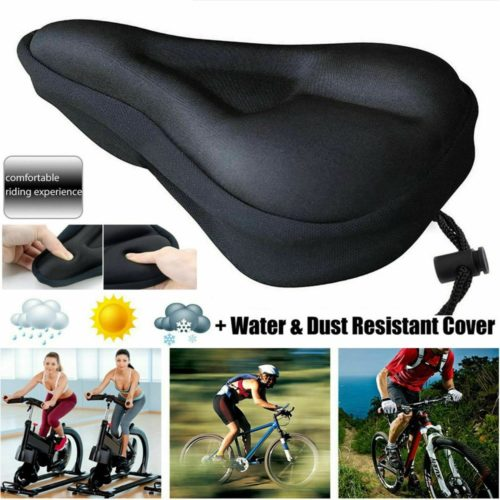 Bike Seat Cushion Waterproof Cover