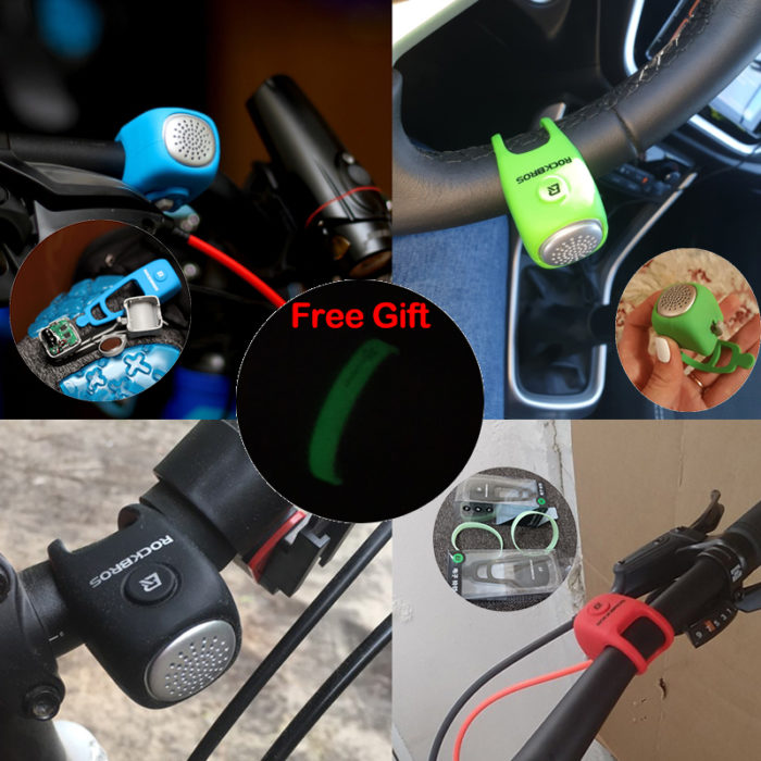 Bike Bell Electric Cycling Horn