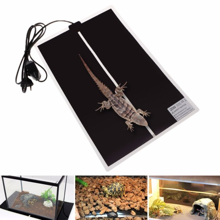 Reptile Heating Pad Pet Supply