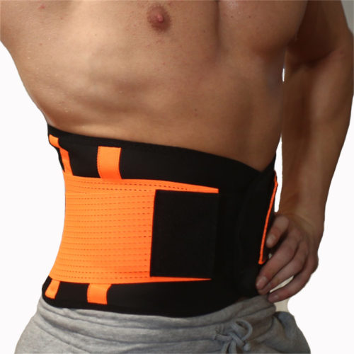 Lumbar Belt Back Support Accessory