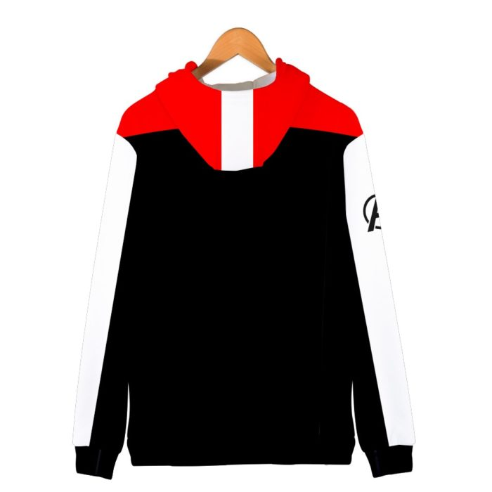 Marvel Hoodie Avengers Costume Jacket