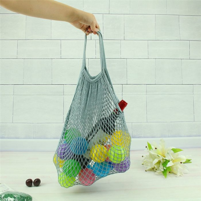 Reusable Shopping Bag Cotton Netting
