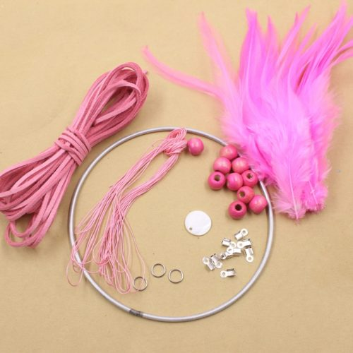 DIY Dream Catcher Decoration Set