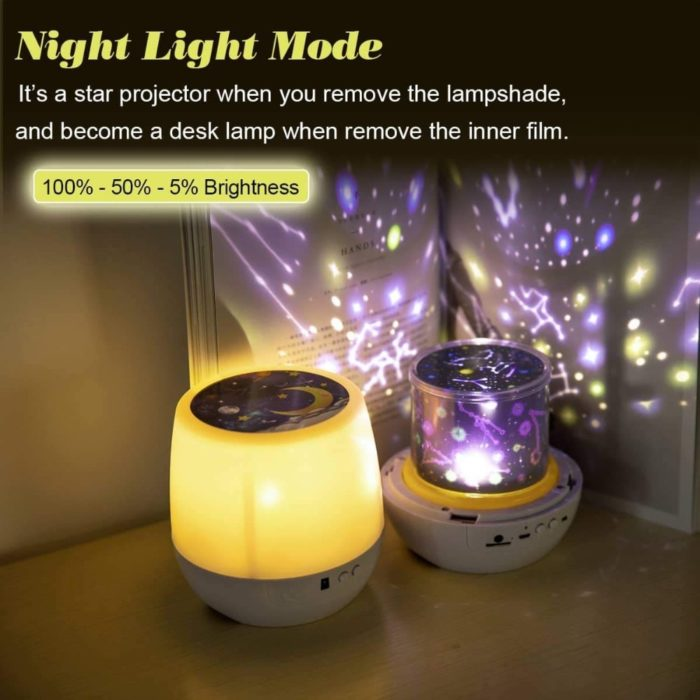 Constellation Lamp LED Galaxy Projector