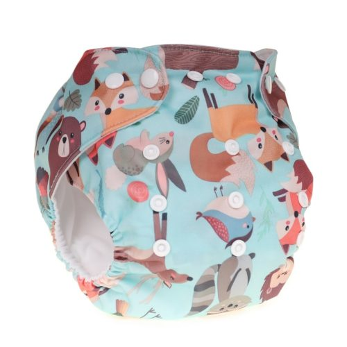 Washable Diaper Reusable Cloth for Baby