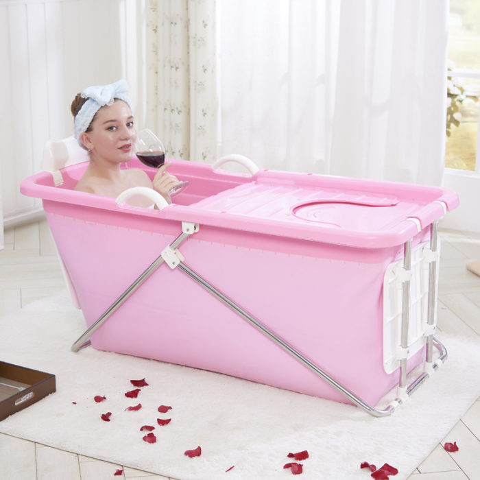Portable Bathtub for Adults Foldable