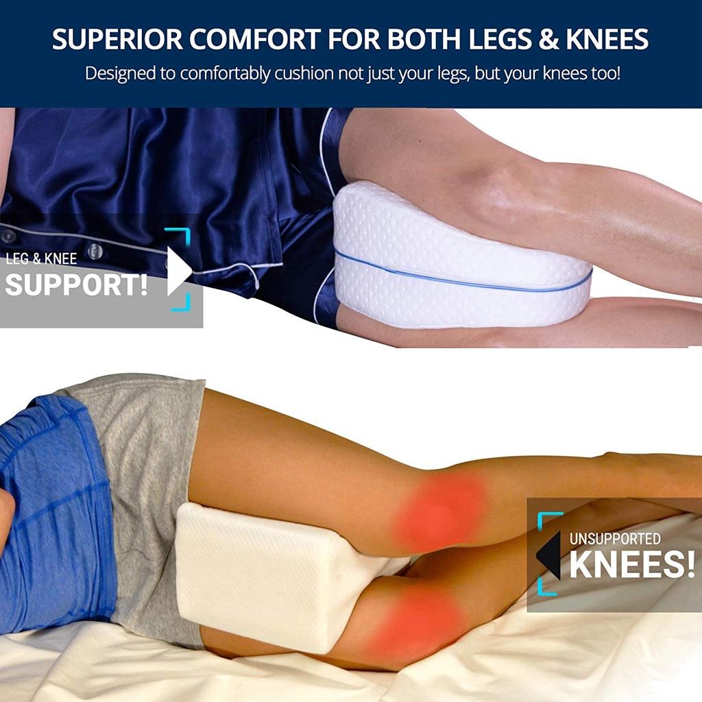 Leg Pillow Support Wedge